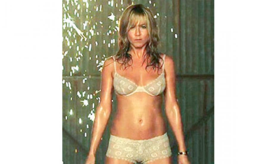 Jennifer Aniston Desnuda A Los 44 Años El Liberal