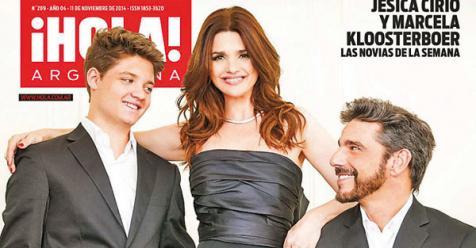 Araceli gonz lez ntima en la nueva edici n de la revista for Revistas argentinas de farandula