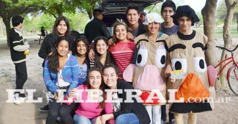 Los estudiantes coparon la xx edici n del feprima el liberal for Banda del sol jardin olvidado