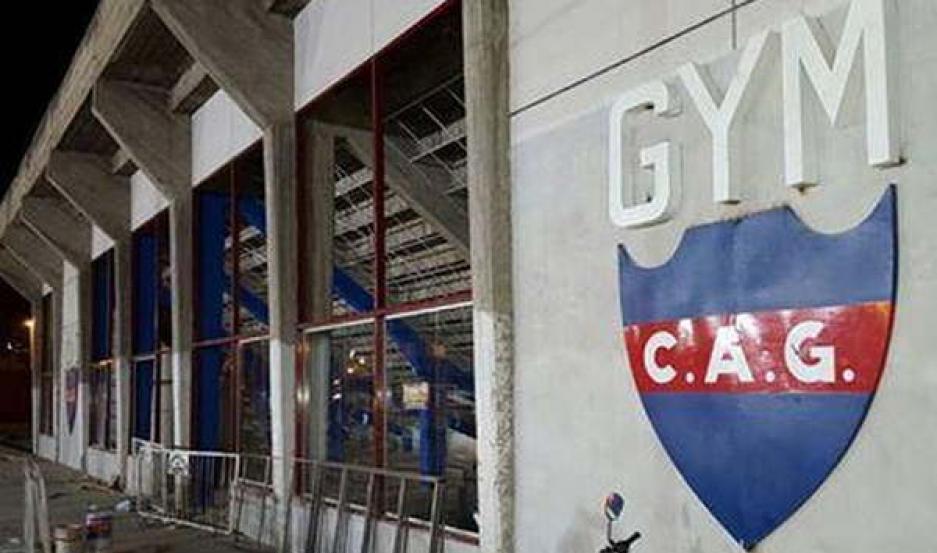 OBRA. El gimnasio de Güemes quedará abierto a su funcionamiento con la inauguración después del cierre de la gran caravana gaucha.