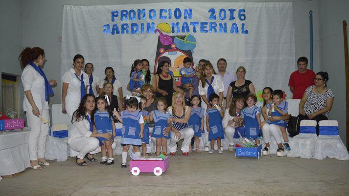 Cierre de ciclo para el jard n de infantes bambi el for Leccion jardin infantes 2016