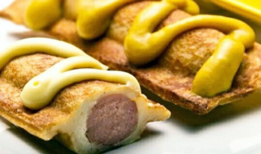 receta para hacer masa de panchuques