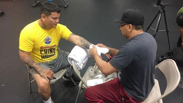 boxeo hace bajar de peso