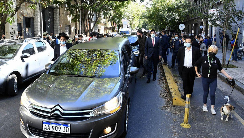 Familiares, amigos y colegas le dieron el último adiós a Mauro Viale - El  Liberal Movil