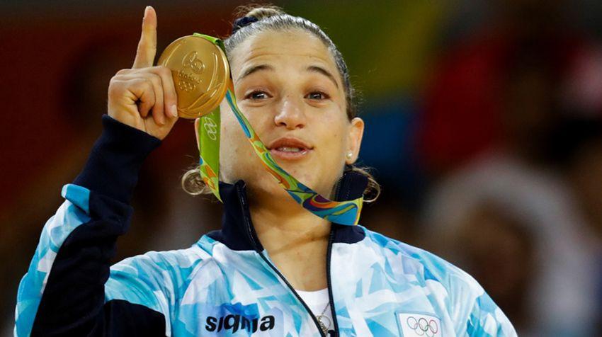 Paula Pareto se retira: dijo que estos son sus últimos Juegos Olímpicos -  El Liberal Movil