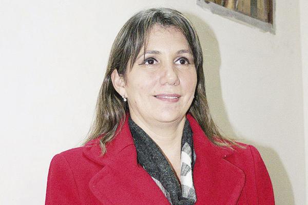 Asumi nueva secretaria en un juzgado del crimen el liberal for Juzgado del crimen