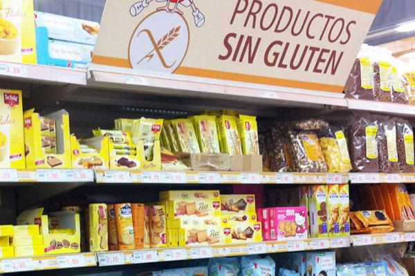 Sugieren a cel acos pedir alimentos sin gluten en transportes el liberal - Alimentos sin gluten para celiacos ...