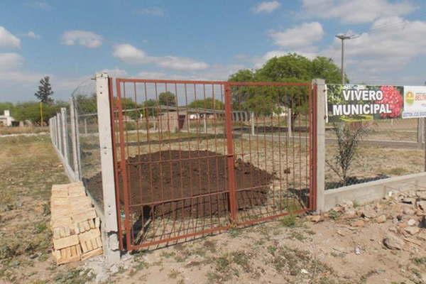 beltr n planea crear un vivero municipal como proyecto