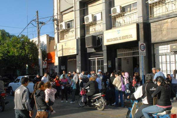 Instan a ciudadanos a realizar el tr mite de renovaci n del dni el liberal - Ministerio del interior renovacion dni ...